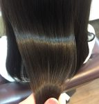 美人の条件は髪の毛がきれいなことです!