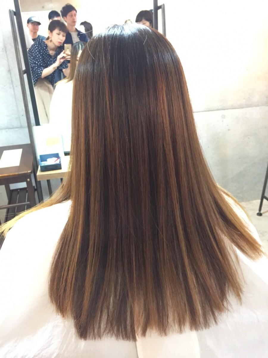石川県ではここだけ‼️綺麗な髪はSerendipity から✨