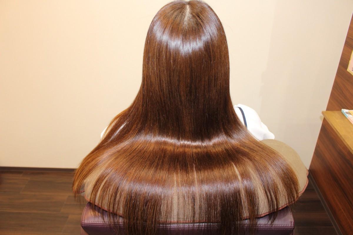 男女の髪の毛の違いとは❗️❓